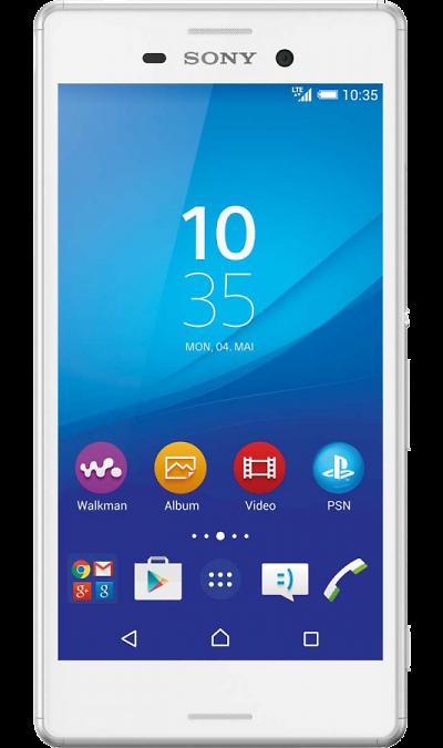 Sony Xperia M4 Aqua (E2303)Смартфоны<br>2G, 3G, 4G, Wi-Fi; ОС Android; Дисплей сенсорный емкостный 16,7 млн цв. 5; Камера 13 Mpix, AF; Разъем для карт памяти; MP3, FM,  GPS / ГЛОНАСС; Повышенная защита корпуса; Время работы 779 ч. / 13.0 ч.; Вес 136 г.<br><br>Colour: Белый