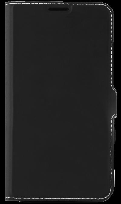 Чехол-книжка Muvit MUSLI0640 для Samsung Galaxy S6, поликарбонат / полиуретан, черныйЧехлы и сумочки<br>Чехол поможет не только защитить ваш Samsung Galaxy S6 от повреждений, но и сделает обращение с ним более удобным, а сам аппарат будет выглядеть еще более элегантным.<br><br>Colour: Черный