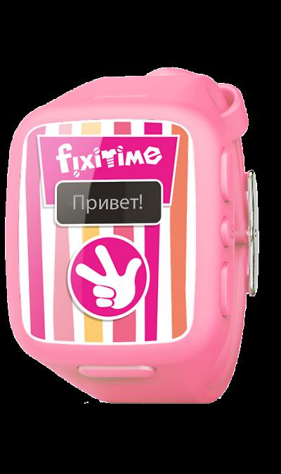 FixiTime Fixitime Smart Watch smart baby watch q60s детские часы с gps голубые