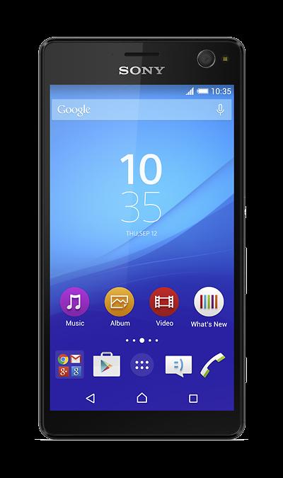 Sony Xperia C4Смартфоны<br>2G, 3G, 4G, Wi-Fi; ОС Android; Дисплей сенсорный емкостный 16,7 млн цв. 5.5; Камера 13 Mpix, AF; Разъем для карт памяти; MP3, FM,  GPS / ГЛОНАСС; Повышенная защита корпуса; Время работы 682 ч. / 12.5 ч.; Вес 147 г.<br><br>Colour: Черный
