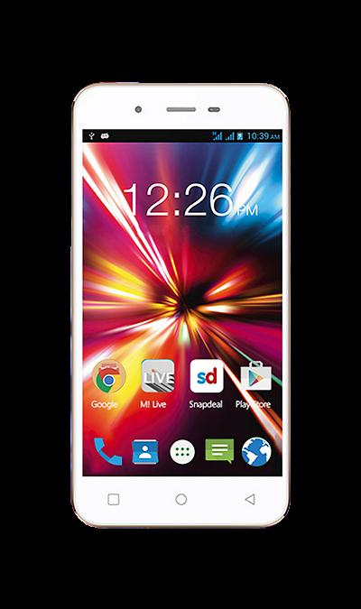 Micromax Q380 Canvas Spark White ChampagneСмартфоны<br>2G, 3G, Wi-Fi; ОС Android; Дисплей сенсорный емкостный 16,7 млн цв. 4.7; Камера 8 Mpix, AF; Разъем для карт памяти; MP3, FM,  GPS; Время работы 335 ч. / 7.0 ч.; Вес 169 г.<br><br>Colour: Белый