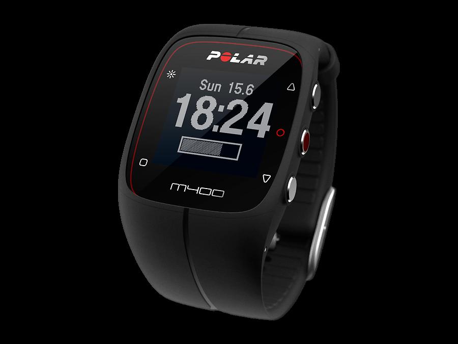 Фитнес-браслет Polar M400 Black