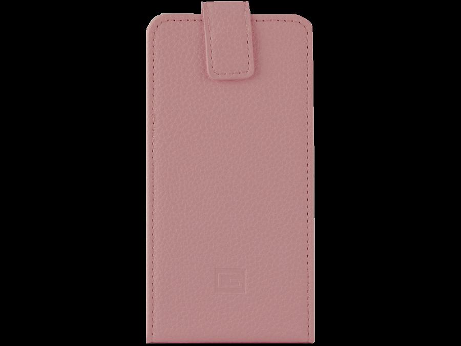 Чехол-книжка Gresso универсальный 4.5-5.2'', кожзам, розовый