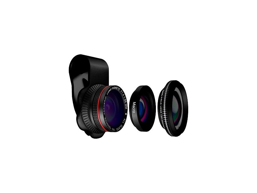 Линза для объектива Mixberry SELFIEMANIA MSM LS310WMF комплект из 3 штук