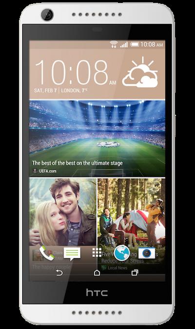 HTC Desire 626Смартфоны<br>2G, 3G, 4G, Wi-Fi; ОС Android; Дисплей сенсорный емкостный 16,7 млн цв. 5; Камера 13 Mpix, AF; Разъем для карт памяти; MP3, FM,  GPS / ГЛОНАСС; Вес 141 г.<br><br>Colour: Белый