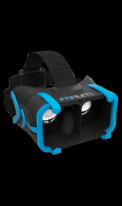 Шлем виртуальной реальности Fibrum PROДругие устройства<br>Мы с радостью представляем вам мобильный шлем виртуальной реальности Fibrum, который позволяет погружаться в новые увлекательные миры в любое время и в любом месте. Fibrum - это захватывающие приключения, буря эмоций, возможность ощутить уникальные и недоступные ранее ощущения.<br>Универсальность. <br>Bместе со шлемом виртуальной реальности можно использовать любой смартфон (Apple, Android, Windows Phone) с диагональю экрана от 4,5 до 5,5 дюймов (рекомендуемые параметры) и от 4 до 6 ...<br><br>Colour: Черный