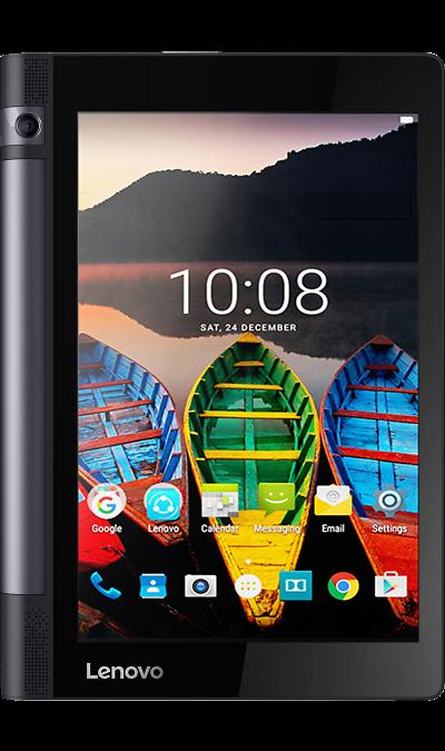 Lenovo Yoga Tablet 8 3 1Gb 16Gb 4GПланшеты<br>2G, 3G, 4G, Wi-Fi; ОС Android; Дисплей сенсорный емкостный 16,7 млн цв. 8; Камера 8 Mpix, AF; Разъем для карт памяти; MP3,  GPS; Время работы 2280 ч. / 20.0 ч.; Вес 478 г.<br><br>Colour: Черный