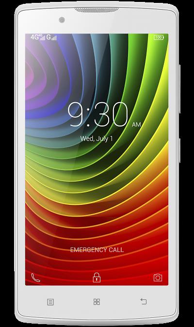 Lenovo A2010Смартфоны<br>2G, 3G, 4G, Wi-Fi; ОС Android; Камера 5 Mpix; Разъем для карт памяти; MP3,  GPS; Время работы 276 ч. / 8.5 ч.; Вес 142 г.<br><br>Colour: Белый
