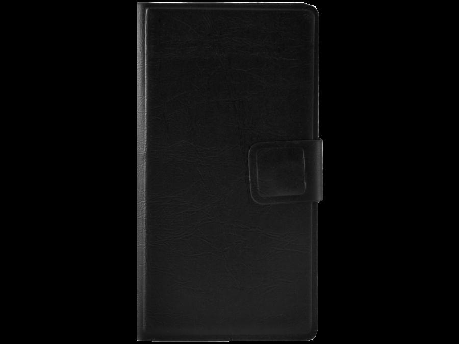 Чехол-книжка Марка для ZTE Blade A5 горизонтальный, полиуретан, черный