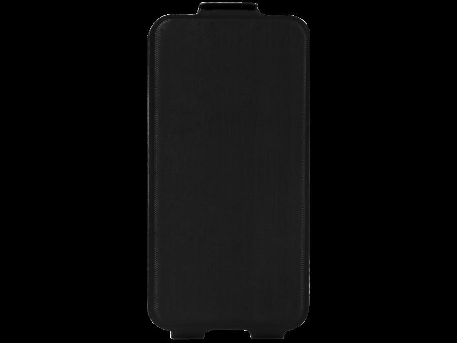 Чехол-книжка Марка для ZTE Blade A5 вертикальный, полиуретан, черный