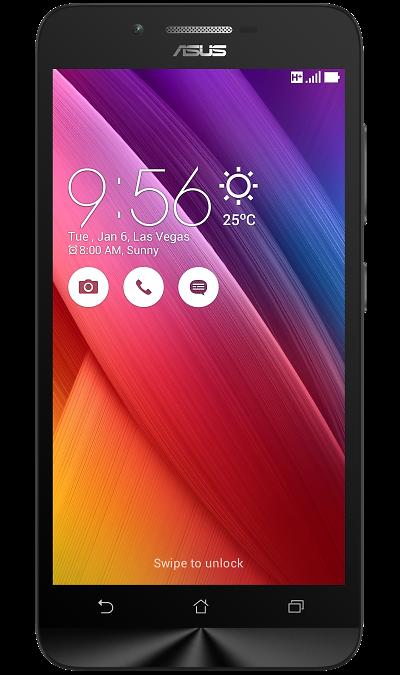 ASUS ZenFone Go (ZC500TG) 8GbСмартфоны<br>2G, 3G, Wi-Fi; ОС Android; Дисплей сенсорный 16,7 млн цв. 5; Камера 8 Mpix, AF; Разъем для карт памяти; MP3, FM,  GPS; Время работы 321 ч. / 11.0 ч.; Вес 135 г.<br><br>Colour: Черный