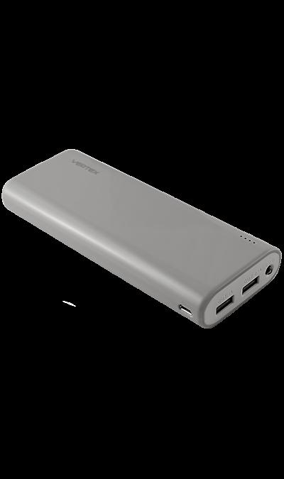 Аккумулятор Vertex XtraLife 2USB, Li-Ion, 13200 мАч, серый (портативный)