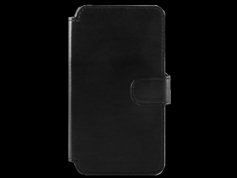 Чехол-книжка OxyFashion для ZTE Blade A5, кожзам, черный