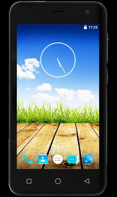Micromax Micromax Canvas Pace Q415 LTE Black смартфон fly fs512 nimbus 10 4g lte 8gb black