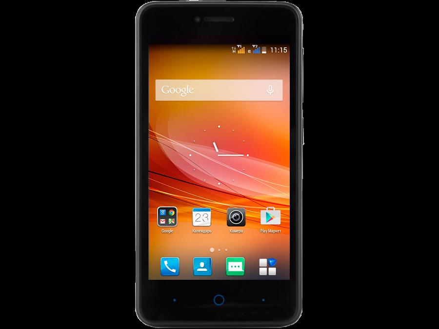 Школьный комплект: смартфон ZTE Blade A5 Black + бонус 300 на счет