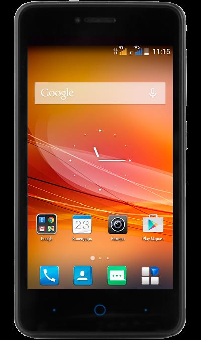 Школьный комплект: смартфон ZTE Blade A5 Black + бонус 3000 на счетСмартфоны<br><br>