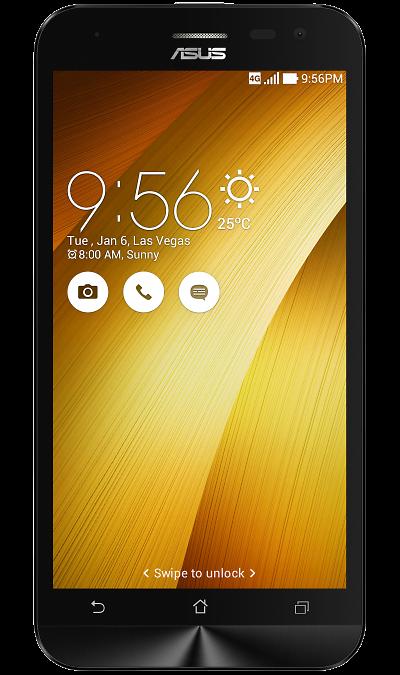 ASUS Zenfone 2 Lazer ZE500KL 16GbСмартфоны<br>2G, 3G, 4G, Wi-Fi; ОС Android; Дисплей сенсорный 16,7 млн цв. 5; Камера 13 Mpix, AF; Разъем для карт памяти; MP3, FM,  GPS / ГЛОНАСС; Вес 146 г.<br><br>Colour: Золотистый