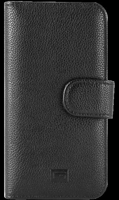 Чехол-книжка Gresso для Apple iPhone 6 Альбион, кожзам, черныйЧехлы и сумочки<br>Удобный чехол для iPhone 6 поможет не только защитить ваш смартфон от повреждений, но и сделает обращение с ним более удобным, а сам аппарат будет выглядеть еще более элегантным. В чехле имеются карманы для визитных карт.<br><br>Colour: Черный