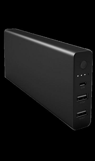 Аккумулятор Rombica NEO MB208, Li-Ion, 20800 мАч, черный (портативный)Аккумуляторы внешние<br>Резервный аккумулятор Rombica NEO MB208 - устройство, предназначенное для зарядки портативных устройств без помощи электрической сети. Особенно актуален для путешественников и туристов в местах, где невозможен или ограничен доступ к электроэнергии. Резервный аккумулятор Rombica NEO MB208 подходит для портативных устройств, таких как планшеты, смартфоны, мобильные телефоны и МР3-плееры.<br>Для зарядки устройств Apple необходимо использовать кабель идущий в комплекте с телефоном.<br><br>Colour: Черный