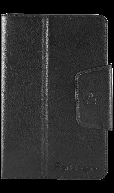 Чехол-книжка PortCase TBL-367 универсальный 7, кожзам, черныйЧехлы и сумочки<br>Удобный чехол для устройств с диагональю 7 поможет не только защитить ваш смартфон от повреждений, но и сделает обращение с ним более удобным, а сам аппарат будет выглядеть еще более элегантным. Чехол совместим с устройстами с размером от 180х100х7мм до 200х120х11 мм. Крепление PVS позволяет надежно зафиксировать устройство.<br><br>Colour: Черный