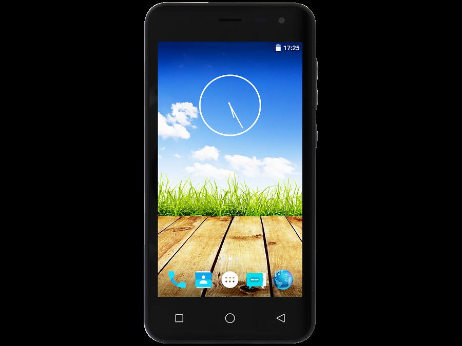 """Фото Смартфон Micromax Q415 Black + опция """"Интернет S"""". Купить в РФ"""