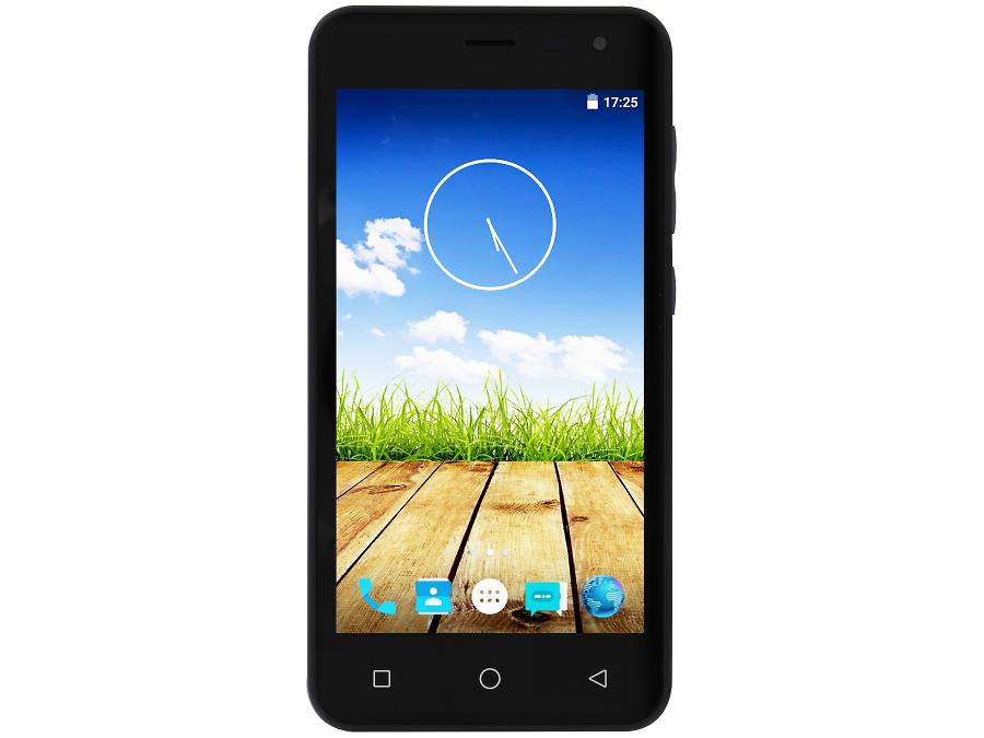 Смартфон Micromax Q415 Black + опция