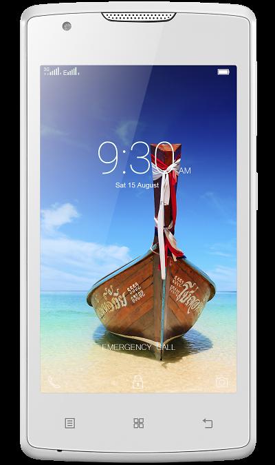 Lenovo A1000Смартфоны<br>2G, 3G, Wi-Fi; ОС Android; Камера 5 Mpix; Разъем для карт памяти; MP3, FM,  GPS; Время работы 288 ч. / 9.0 ч.; Вес 142 г.<br><br>Colour: Белый