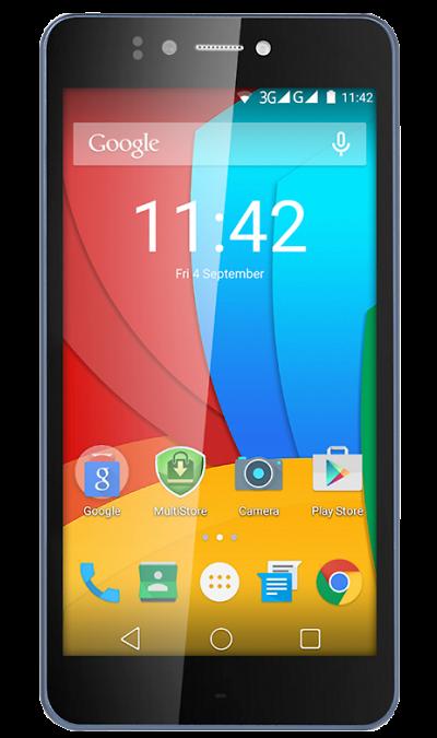 Prestigio Muze D3Смартфоны<br>2G, 3G, Wi-Fi; ОС Android; Дисплей сенсорный емкостный 16,7 млн цв. 5.3; Камера 13 Mpix, AF; Разъем для карт памяти; MP3, FM,  GPS; Вес 162 г.<br><br>Colour: Черный