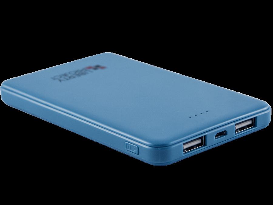 Аккумулятор Liberty Project, Li-Pol, 5000 мАч, синий (портативный)