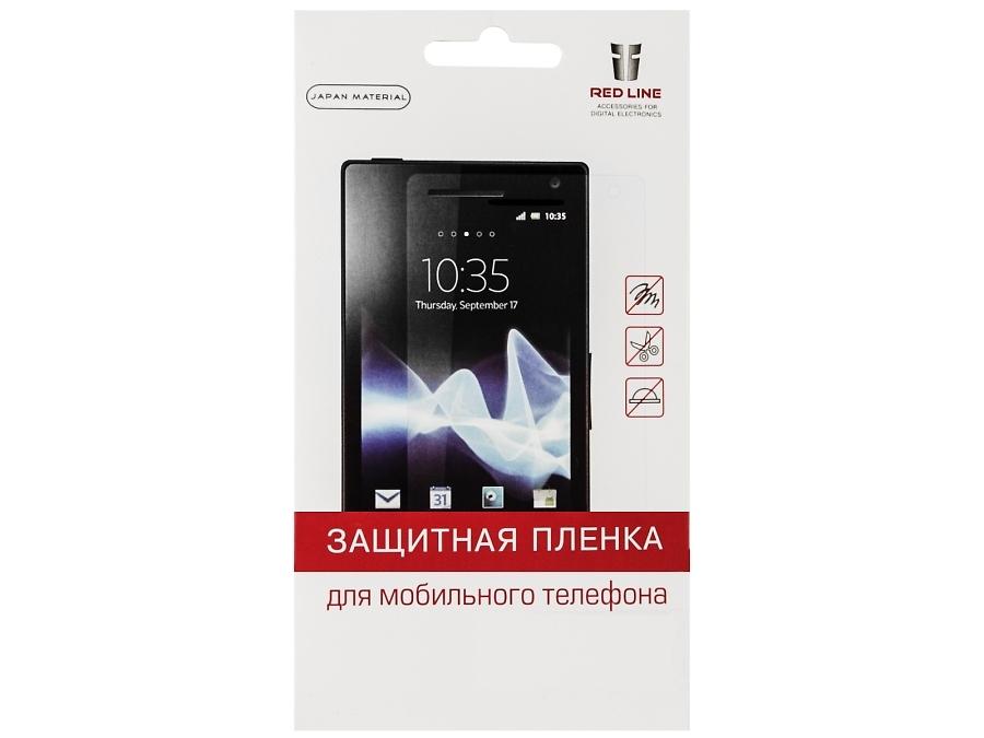 Защитная пленка RedLine для Samsung Galaxy A3 (прозрачная)