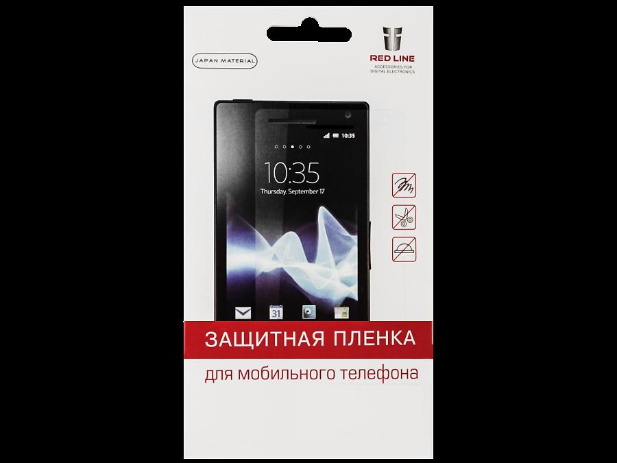 Защитная пленка RedLine для Samsung Galaxy A5 (прозрачная)