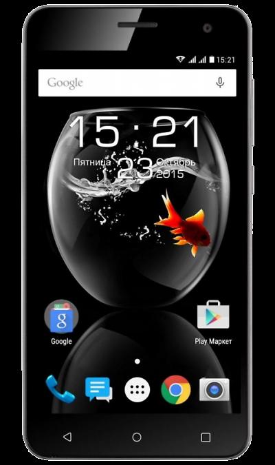 Fly FS504 Cirrus 2Смартфоны<br>2G, 3G, Wi-Fi; ОС Android; Дисплей сенсорный емкостный 16,7 млн цв. 5; Камера 8 Mpix, AF; Разъем для карт памяти; MP3, FM,  GPS; Время работы 150 ч. / 7.5 ч.; Вес 123 г.<br><br>Colour: Черный