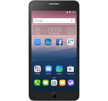 Смартфон Alcatel One Touch  POP Star 5022D Slate