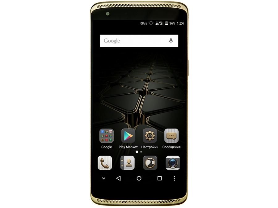 ZTE AXON Mini LTE Gold