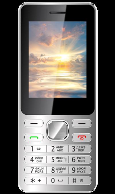 VERTEX D508Телефоны<br>2G; Дисплей 65,5 тыс цв. 2.4; Камера 0.3 Mpix; Разъем для карт памяти; MP3, FM; Время работы 170 ч. / 6.0 ч.; Вес 92 г.<br><br>Colour: Серебристый