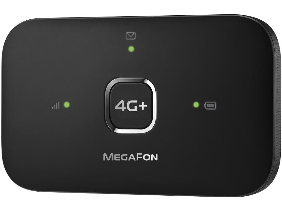 4G+ (LTE)/Wi-Fi мобильный роутер MR150-3 (черный)