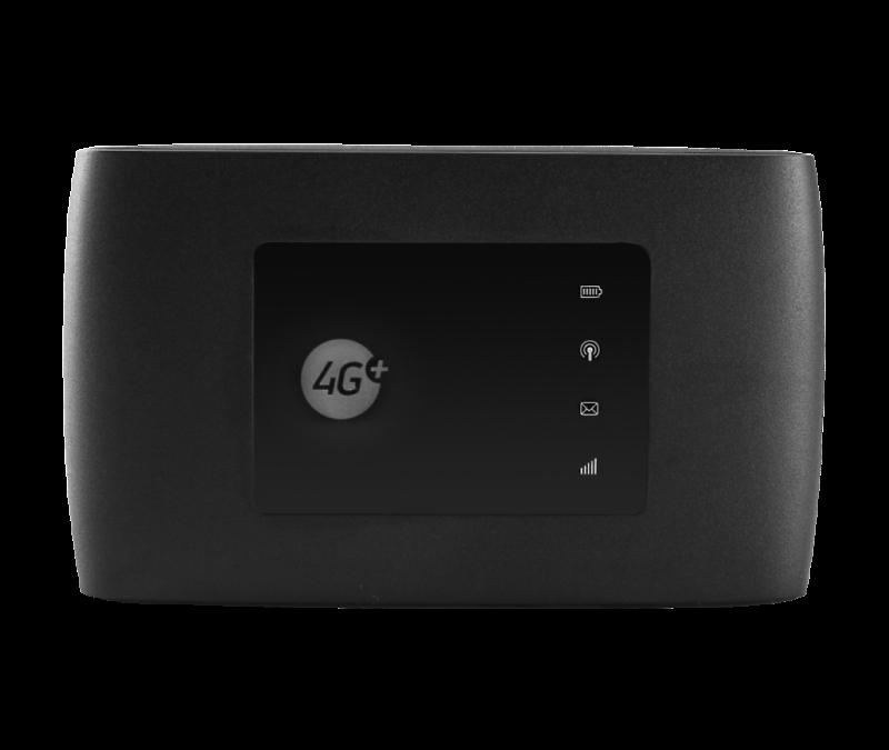 4G+ (LTE)/Wi-Fi мобильный роутер MR150-5 (черный)