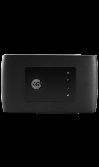 МегаФон 4G+ (LTE)/Wi-Fi мобильный роутер MR150-5 (черный) мегафон 4g lte wi fi мобильный роутер mr150 5 черный