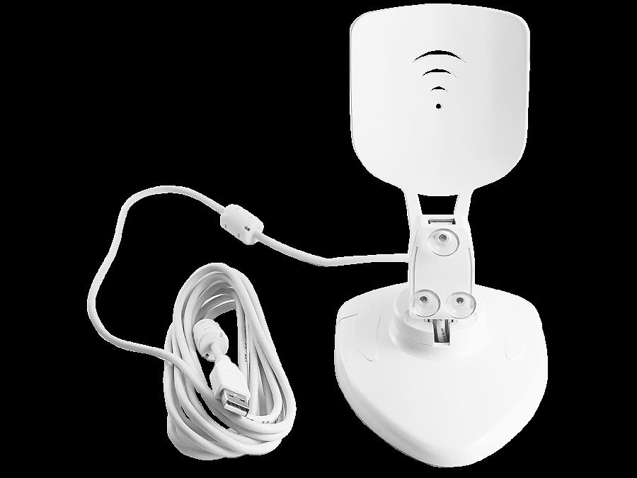 РЭМО Усилитель сигнала для USB-модема РЭМО Connect Mini (белый)