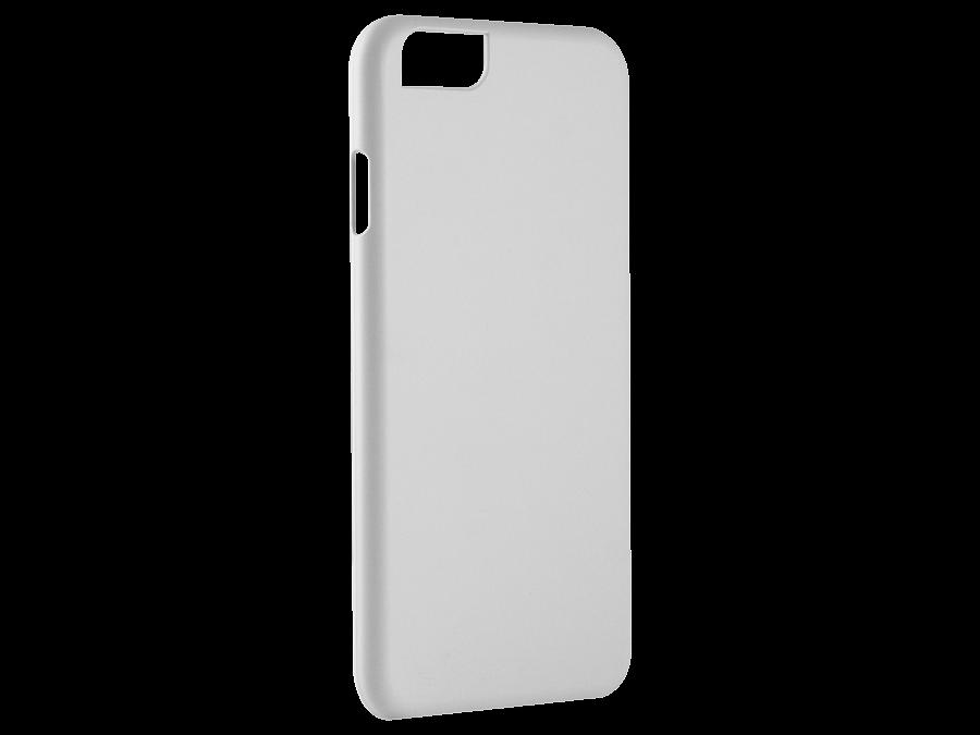 Чехол-крышка iCover для Apple iPhone 6, пластик, белый