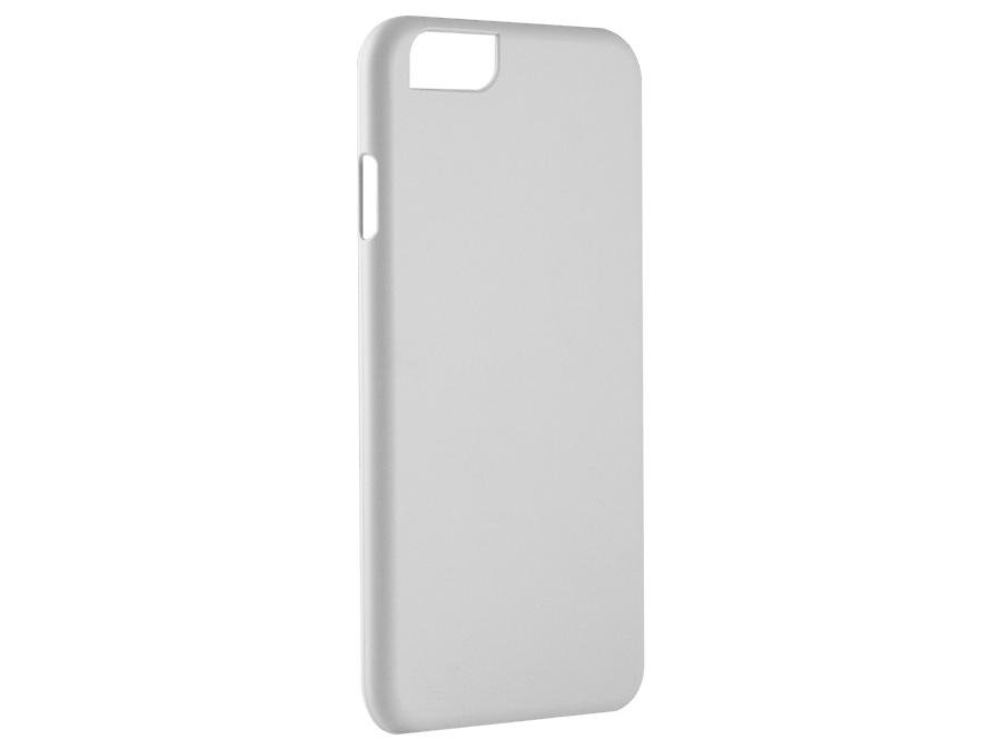 Чехол-крышка iCover для iPhone 6, пластик, белый