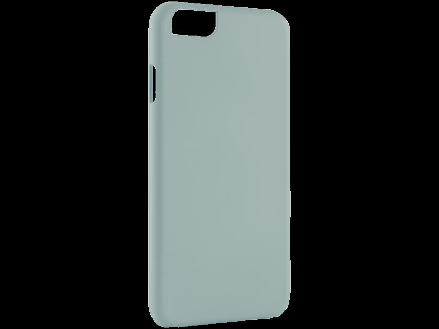 Чехол-крышка iCover для Apple iPhone 6, пластик, голубой