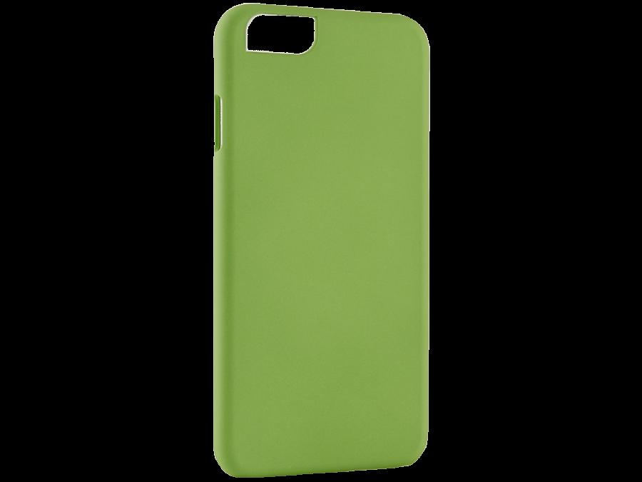 Чехол-крышка iCover для Apple iPhone 6, пластик, зеленый