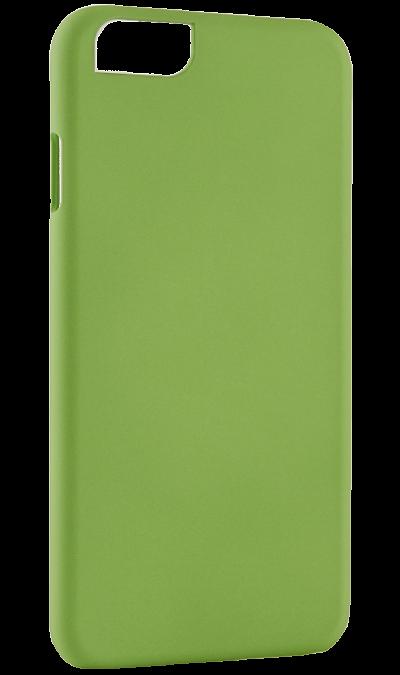 iCover Чехол-крышка iCover для Apple iPhone 6, пластик, зеленый клип кейс icover craig