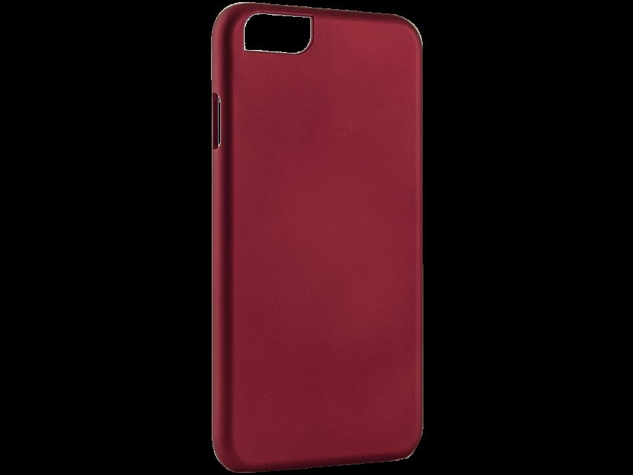 iCover Чехол-крышка iCover для Apple iPhone 6, пластик, красный