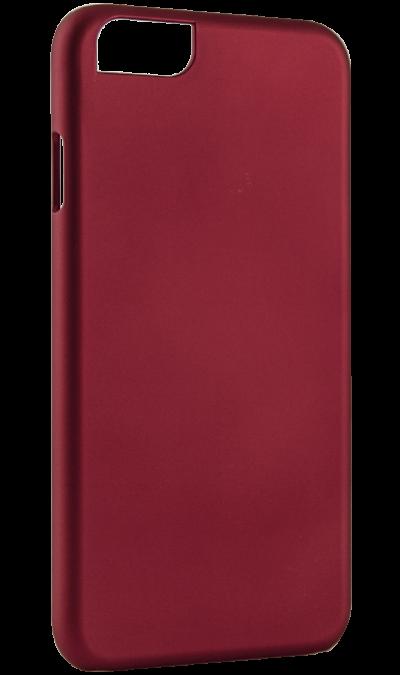 iCover Чехол-крышка iCover для Apple iPhone 6, пластик, красный стоимость
