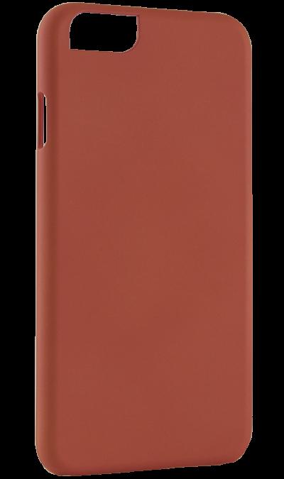iCover Чехол-крышка iCover для Apple iPhone 6, пластик, оранжевый клип кейс icover craig