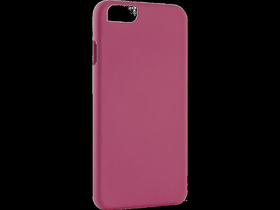 Чехол-крышка iCover для Apple iPhone 6, пластик, розовый