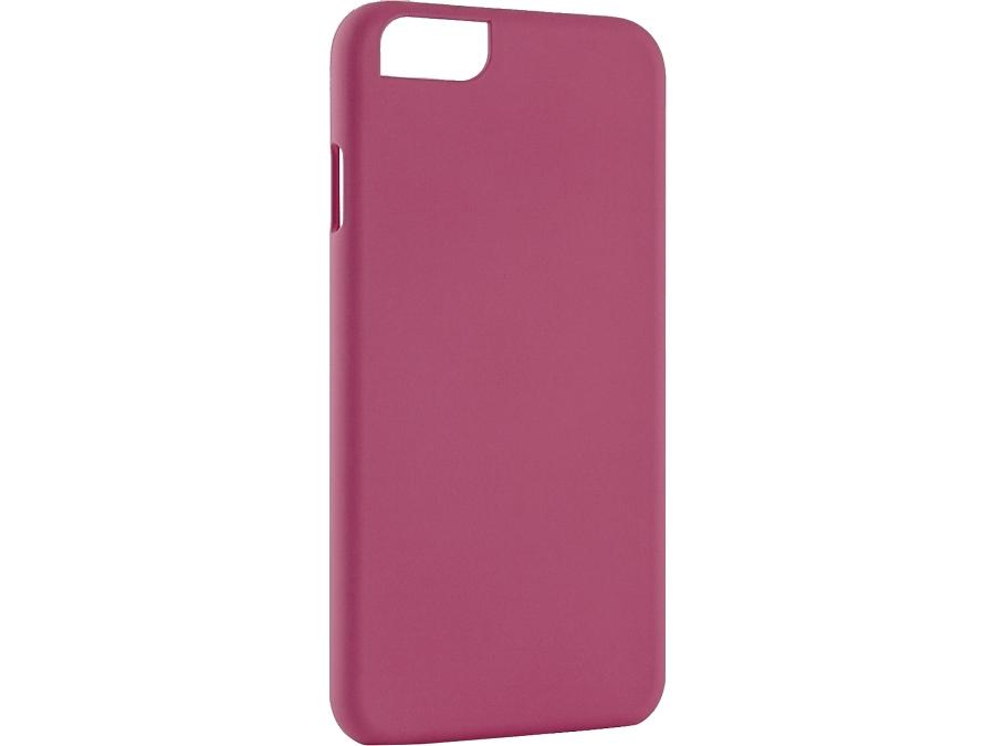 Чехол-крышка iCover для iPhone 6, пластик, розовый