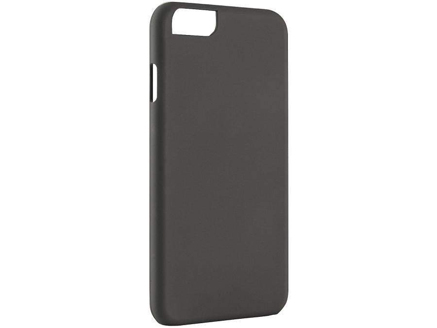 Чехол-крышка iCover для iPhone 6, пластик, серый